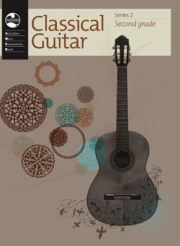 AMEB Classical Guitar Series 2 Second Grade