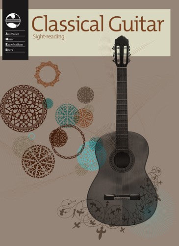AMEB Classical Guitar Sight Reading - (2011)