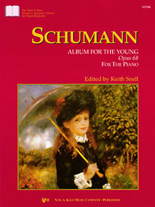 Schumann : Album For The Young Op.68