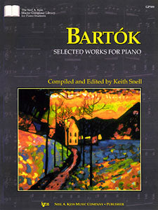 Bartok : Selected Works For Piano