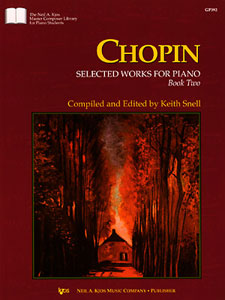 Chopin : Selected Works For Piano Book 2