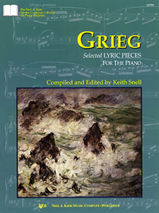 Grieg : Selected Lyric Pieces Piano