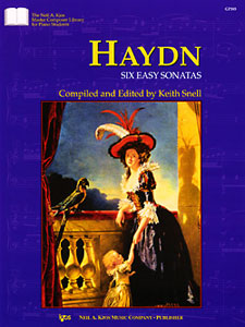 Haydn : Six Easy Sonatas