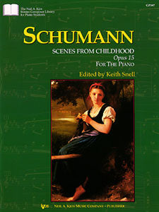 Schumann : Scenes from Childhood Op.15