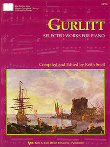 Gurlitt : Selected Works For Piano