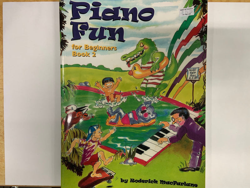 Piano Fun For Beginners Book 2
