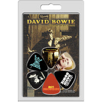 Guitar Picks - David Bowie - 6 Pack