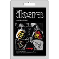 Guitar Picks - Doors - 6 Pack
