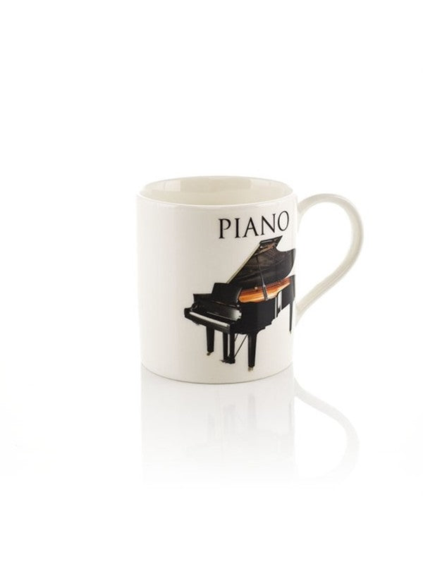 Mug Music Word Piano
