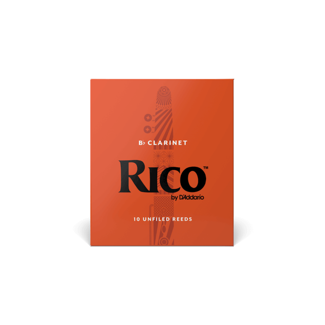 RICO BY D'ADDARIO B FLAT CLARINET REEDS ... CLICK FOR MORE OPTIONS