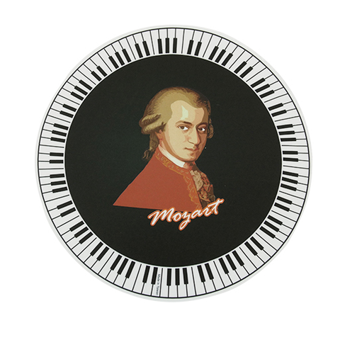 Mouse Pad Mozart
