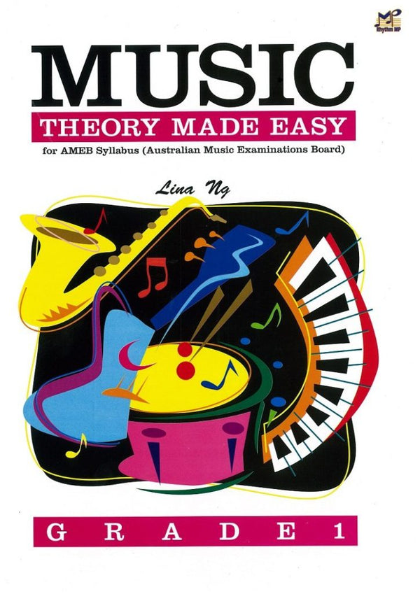 Music Theory Made Easy - Level 1 (AMEB)