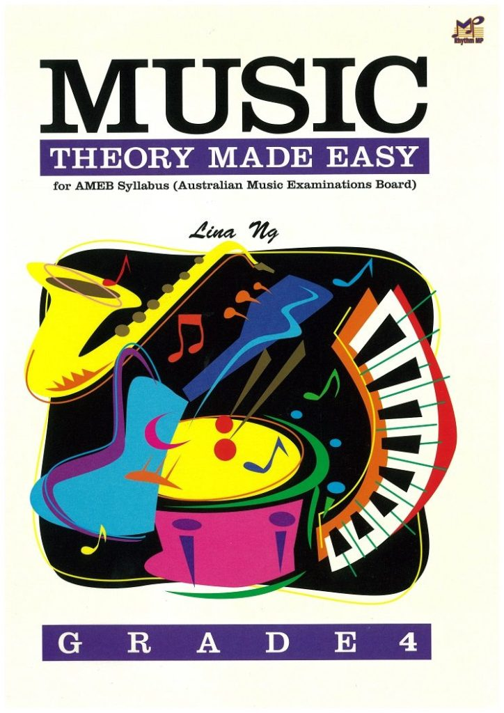 Music Theory Made Easy - Level 4 (AMEB)