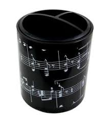 Music Note Pencil Caddy