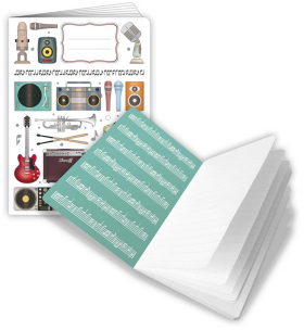 Guitar Notebook