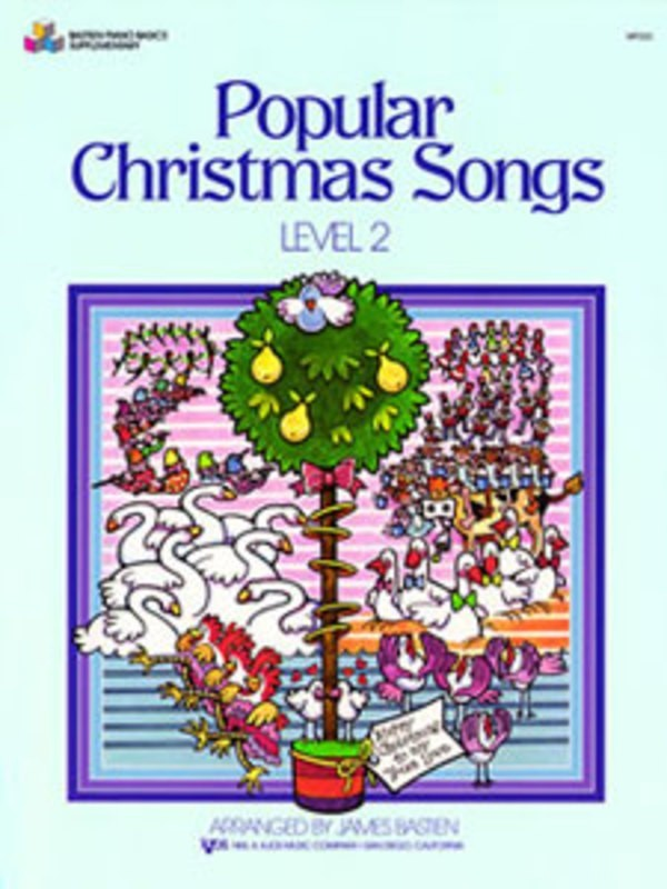 Popular Christmas Songs - Level 2