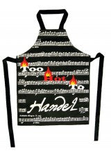 Apron &Too Hot To Handel&