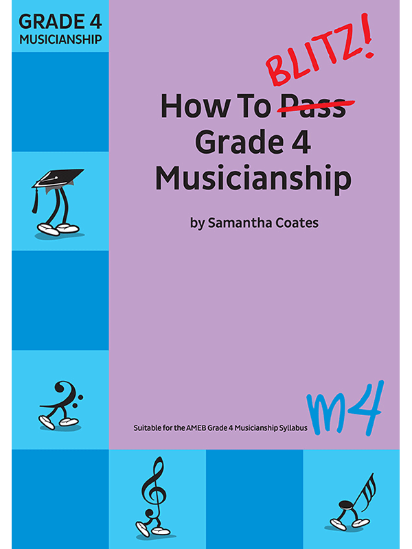 How To Blitz! Grade 4 Musicianship