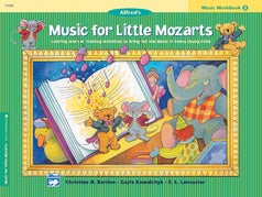 Music For Little Mozarts - Book 2