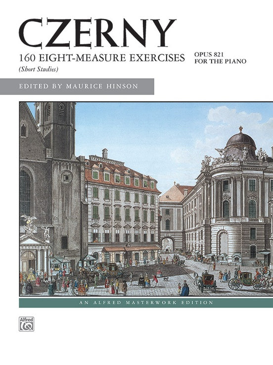 Czerny: 160 Eight-Measure Exercises , Opus 821