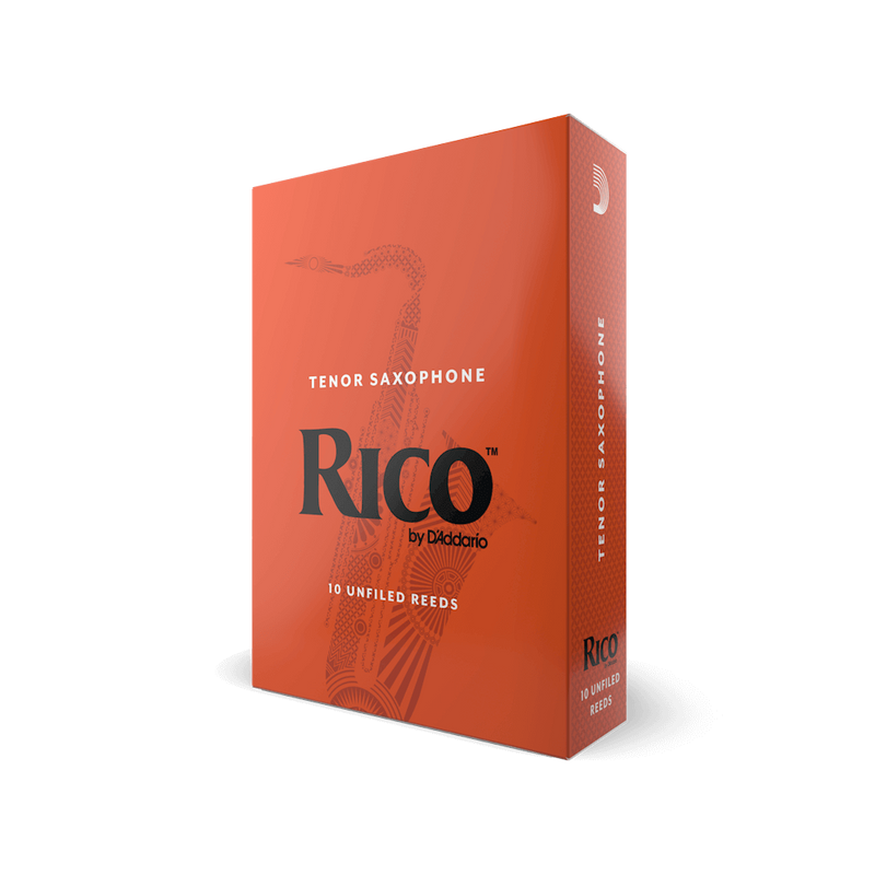 RICO BY D'ADDARIO TENOR SAXOPHONE REEDS ... CLICK FOR MORE OPTIONS