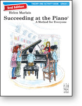 Succeeding At The Piano Grade 3 - Helen Marlais