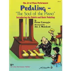 "Art Of Piano Performance - Pedaling ""The Soul Of The Piano"""