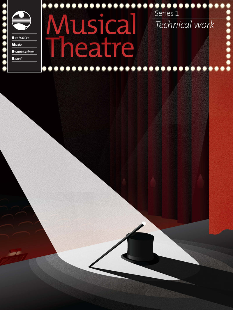 AMEB Musical Theatre Technical Workbook - (2015)