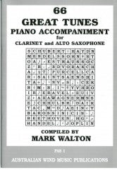 66 Great Tunes Piano Accompaniment - Mark Walton