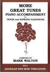More Great Tunes Piano Accompaniment - Mark Walton ... CLICK FOR ALL INSTRUMENTS