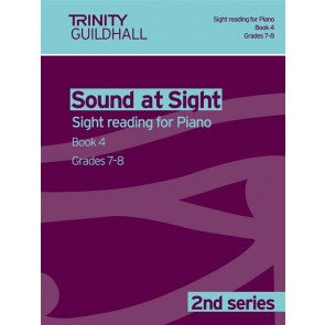 Trinity College Sound At Sight Book 4