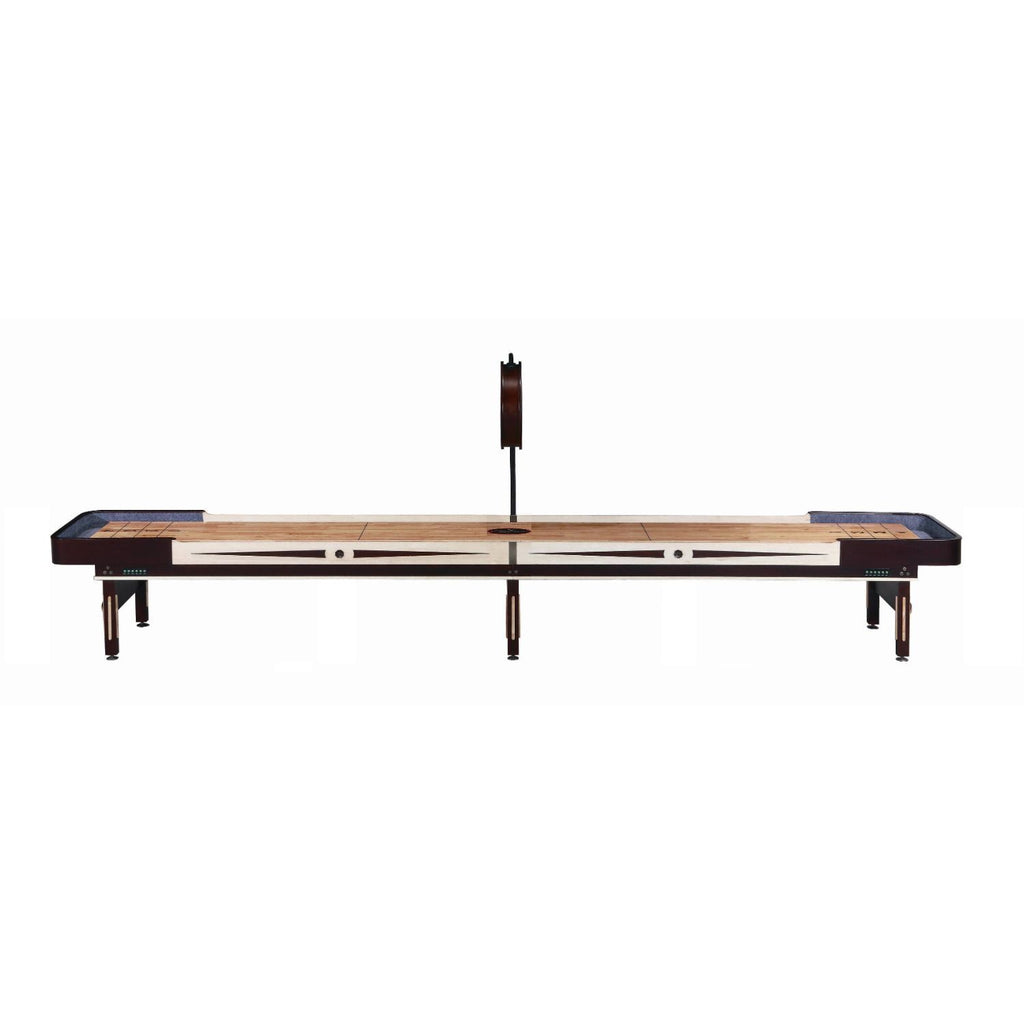 Playcraft Telluride Pro Style Shuffleboard Table 9'-22' with Electronic Scorer