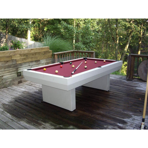 Image of Gameroom Concepts 2000 Series 8ft Outdoor Pool Table
