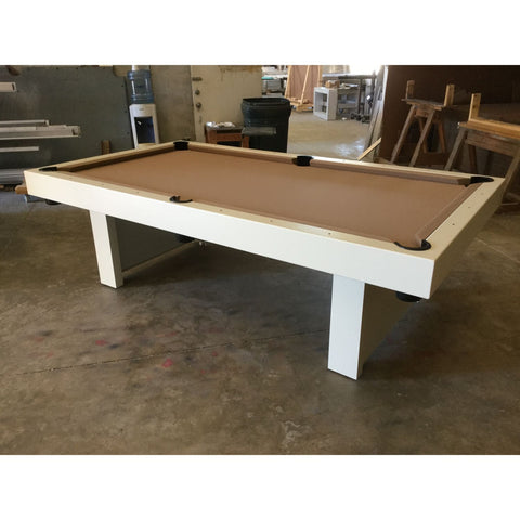 Gameroom Concepts 1000 Series 8ft Outdoor Pool Table