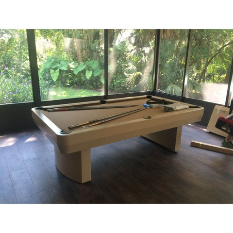 Image of Gameroom Concepts 3000 Series 8ft Outdoor Pool Table