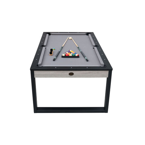 Image of Playcraft Cascades 7' Pool Table with Dining Top