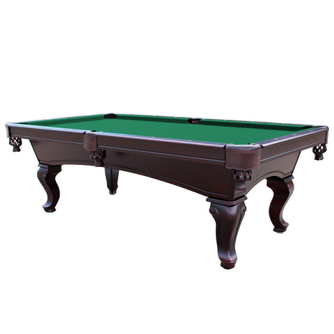 Image of Hathaway Monterey Mahogany 8ft Slate Pool Table