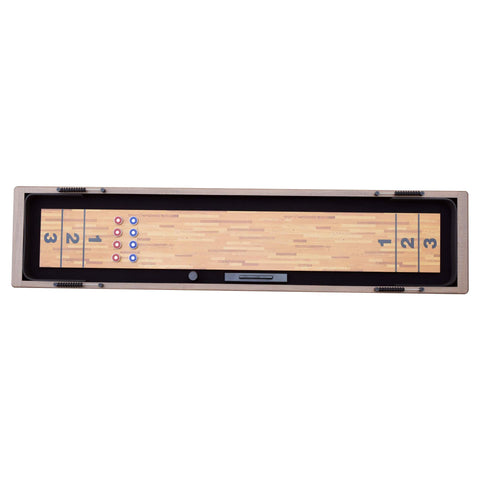Hathaway Excalibur 9ft Shuffleboard Table