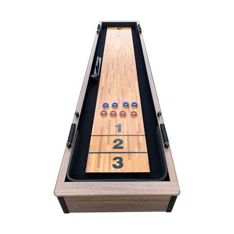 Image of Hathaway Excalibur 9ft Shuffleboard Table