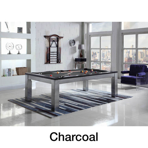 Playcraft Monaco Slate Pool Table with Dining Top