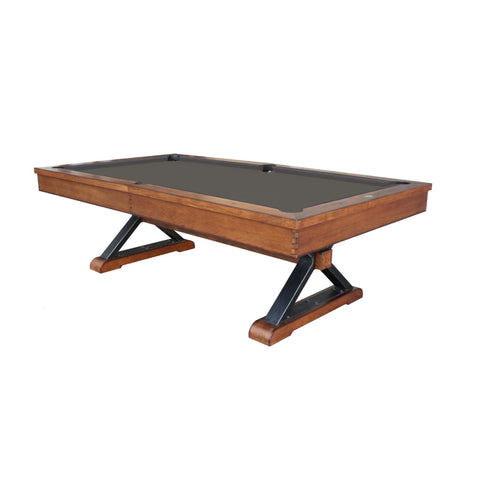 Image of Playcraft Santa Fe 8' Slate Pool Table