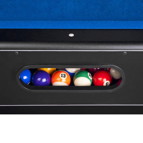 Image of Hathaway Hustler 7ft Pool Table