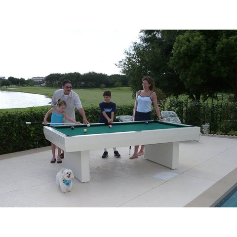 Gameroom Concepts 2000 Series 8ft Outdoor Pool Table
