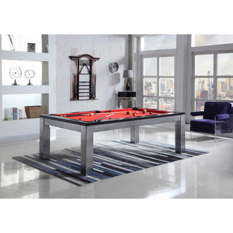 Image of Playcraft Monaco Slate Pool Table with Dining Top