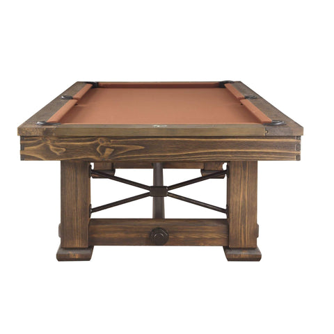 Image of Playcraft Rio Grande Slate Pool Table with Optional Dining Top