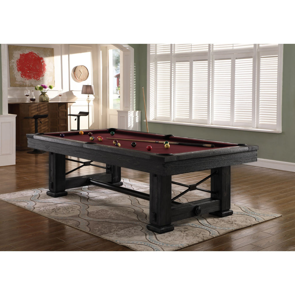 Playcraft Rio Grande Slate Pool Table with Optional Dining Top