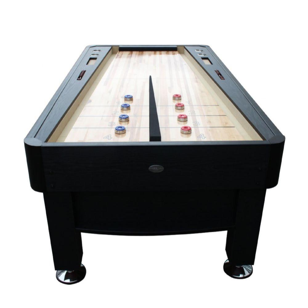 Berner Billiards The Rebound Shuffleboard Table