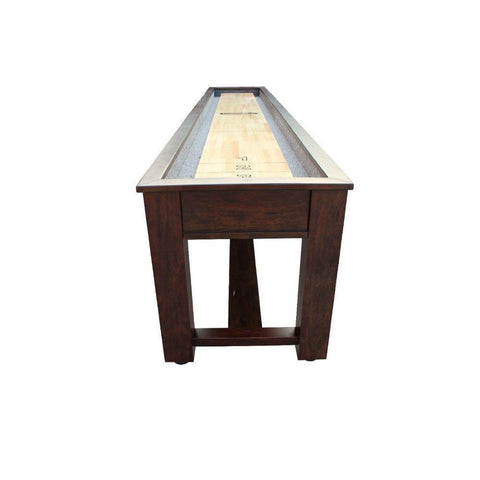 Image of Berner Billiards The Rustic Shuffleboard Table