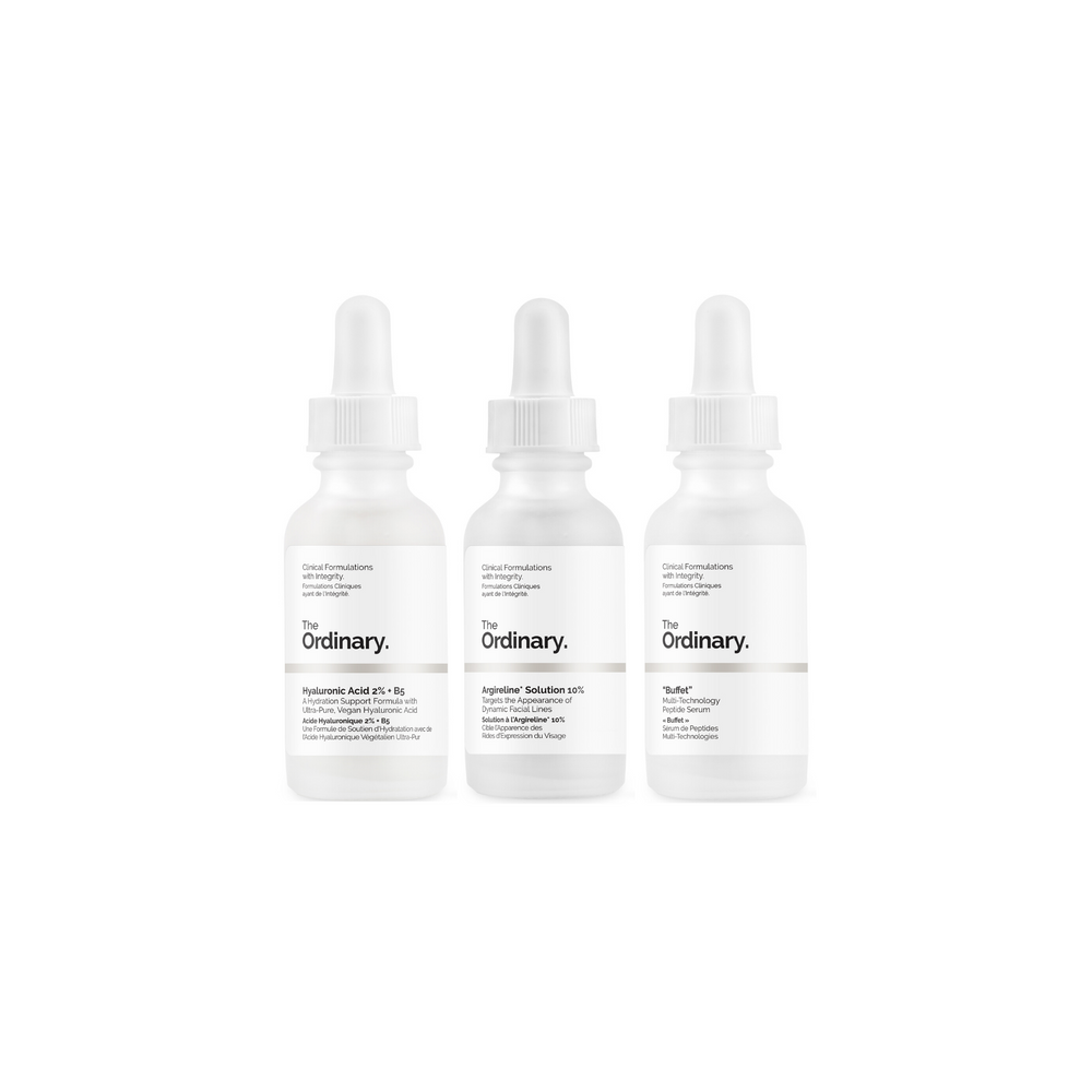The Ordinary - Goodbye Fine Lines Bundle