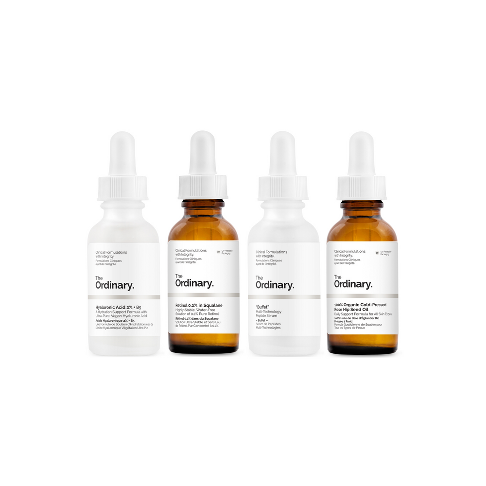 The Ordinary - Forever Young Bundle